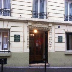 Отель Hipotel Paris Sacre Coeur Olympiades вид на фасад фото 4