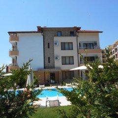 Отель Chaika 88 Apartment Болгария, Солнечный берег - отзывы, цены и фото номеров - забронировать отель Chaika 88 Apartment онлайн балкон