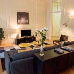 Отель Traveling To Lisbon Chiado Apartments Португалия, Лиссабон - отзывы, цены и фото номеров - забронировать отель Traveling To Lisbon Chiado Apartments онлайн комната для гостей фото 4