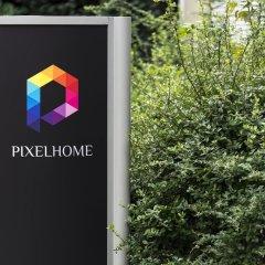 Отель PixelHome - Przy Forcie Улучшенные апартаменты с различными типами кроватей фото 33