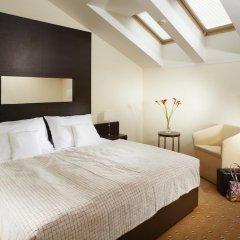 Clarion Hotel Prague City 4* Улучшенный номер с различными типами кроватей фото 4