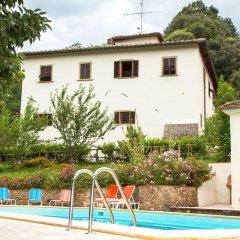 Отель Villa Le Balze Реггелло бассейн фото 3