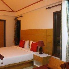 Отель Golden Bay Cottage 3* Бунгало Делюкс с различными типами кроватей фото 14