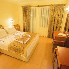 Отель Liberty Hotels Oludeniz 4* Стандартный семейный номер с двуспальной кроватью фото 2
