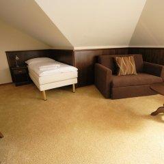 Отель Villa Gloria 2* Апартаменты с различными типами кроватей фото 15