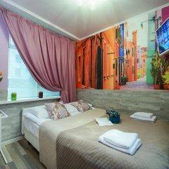 Гостиница АРТ Авеню Стандартный номер двухъярусная кровать фото 4