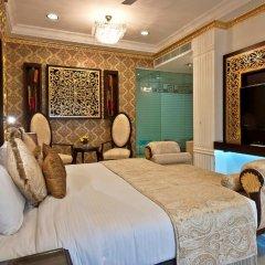 Hotel Jivitesh 4* Номер Делюкс с различными типами кроватей фото 9