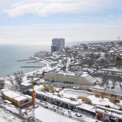 Апартаменты Arcadia Palace Апартаменты с видом на море балкон
