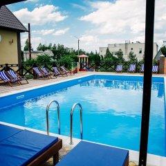 Отель Вилла Азов Бердянск бассейн фото 2