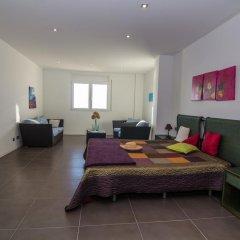 Отель Agi Joan Margarit Испания, Курорт Росес - отзывы, цены и фото номеров - забронировать отель Agi Joan Margarit онлайн комната для гостей фото 4