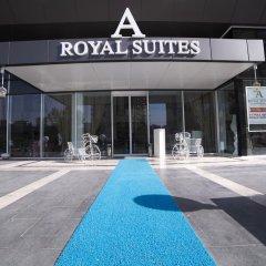 Aroyal Suites Hotel бассейн