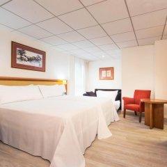 Отель Tryp Vielha Baqueira комната для гостей фото 10