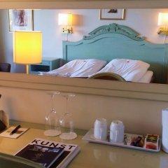 Отель Hotell Refsnes Gods 4* Улучшенный номер с различными типами кроватей фото 3