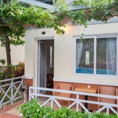 Отель Blue Paradise Resort 2* Стандартный номер с различными типами кроватей фото 13