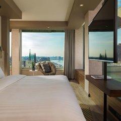 Budapest Marriott Hotel 5* Полулюкс с различными типами кроватей фото 7
