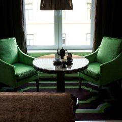 Апартаменты Frogner House Apartments - Skovveien 8 Стандартный семейный номер с двуспальной кроватью фото 8