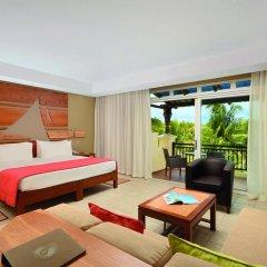 Отель Shandrani Beachcomber Resort & Spa All Inclusive 5* Номер Делюкс
