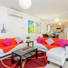 Отель Konnos Beach Villas комната для гостей фото 3