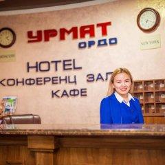 Отель Urmat Ordo Бишкек интерьер отеля фото 3