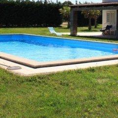 Отель Marsail Residence Лечче бассейн