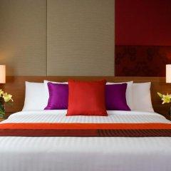 Отель Courtyard by Marriott Bangkok 4* Представительский номер с различными типами кроватей фото 5