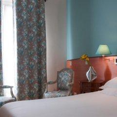 Отель Hôtel Eden Montmartre 3* Улучшенный номер с двуспальной кроватью фото 11