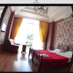 Гостевой дом Династия Сочи комната для гостей