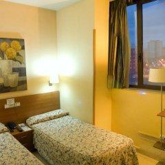 Отель Ciutat de Sant Adria 2* Стандартный номер с различными типами кроватей фото 6