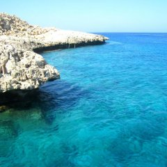 Отель Maouris Villa Кипр, Протарас - отзывы, цены и фото номеров - забронировать отель Maouris Villa онлайн пляж