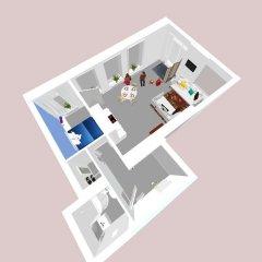 Апартаменты Premium Apartment beim Belvedere питание