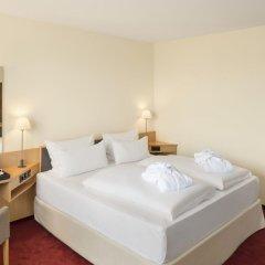 Отель NH Dresden Neustadt 4* Стандартный номер разные типы кроватей фото 4