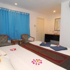 Отель Lanta Island Resort 3* Бунгало с различными типами кроватей фото 14