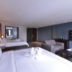 Hanoi Emerald Waters Hotel Trendy 3* Семейный люкс с двуспальной кроватью фото 17