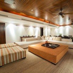 Отель Trisara Villas & Residences Phuket 5* Стандартный номер с различными типами кроватей фото 41