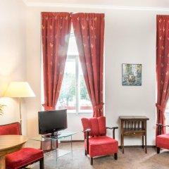 Hotel Leonardo Prague 4* Улучшенный номер с различными типами кроватей фото 13