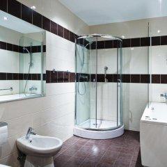 Отель Aparthotel Autosole Riga 4* Студия Делюкс с различными типами кроватей фото 6