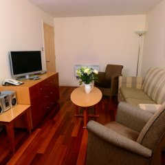 Отель Holyrood Aparthotel 4* Апартаменты с различными типами кроватей фото 6