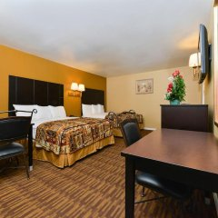 Отель Americas Best Value Inn - Alvarado Street 2* Стандартный номер фото 2