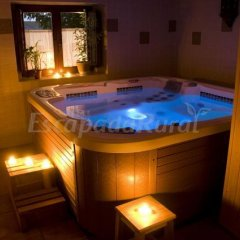 Отель Xantalen Spa Лесака бассейн