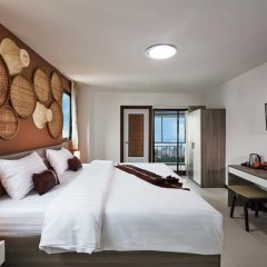 Отель Wattana Place 3* Номер Делюкс с различными типами кроватей фото 7