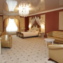 Гостиница La Belle Restoranno-Gostinichny Complex комната для гостей фото 7