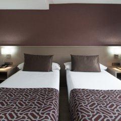 Отель Catalonia Park Güell 3* Номер категории Премиум с различными типами кроватей фото 15