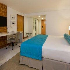Отель Best Western PREMIER Maceió 4* Улучшенный номер с различными типами кроватей фото 4