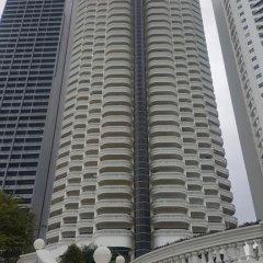 Отель Sky Beach Condominium 2* Улучшенные апартаменты с различными типами кроватей фото 19