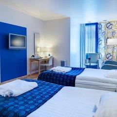 Отель Scandic Kallio 3* Улучшенный номер с 2 отдельными кроватями