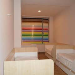 Holiday Hostel Кровать в общем номере двухъярусные кровати фото 6