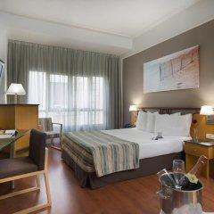 Отель Eurostars Mediterranea Plaza 4* Стандартный номер с двуспальной кроватью