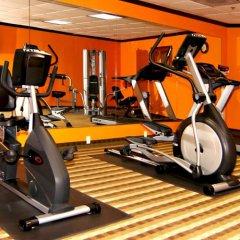 Отель Quality Inn & Suites New York Avenue фитнесс-зал фото 4
