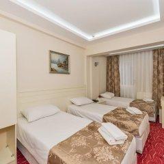 Maral Hotel Istanbul 3* Стандартный номер с различными типами кроватей фото 2