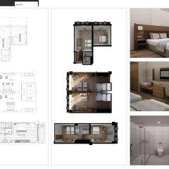 Nirvana Lagoon Villas Suites & Spa 5* Стандартный номер с различными типами кроватей фото 6